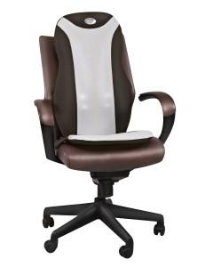 Le siege massant se positionne sur un fauteuil ou une chaise