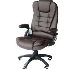 Une chaise massante