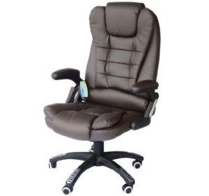 Chaise de bureau à massage électrique