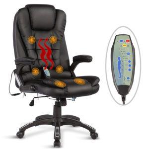 Chaise de massage electrique Uenjoy